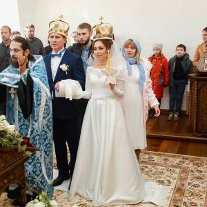 Венчание - духовное основание семьи