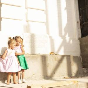 Дети в Губино