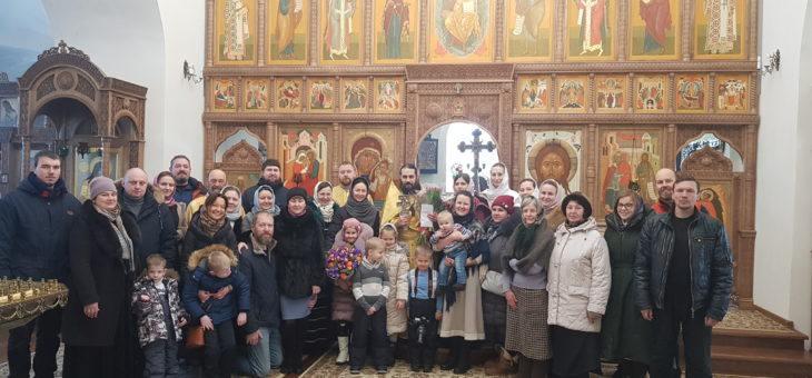 День память Собора новомучеников и исповедников Церкви Русской.