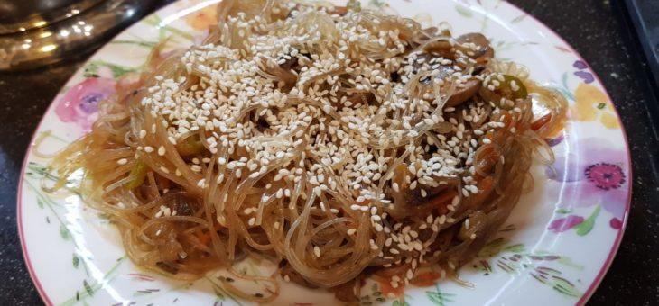 Пад-тай. Рецепт из тайской кухни.