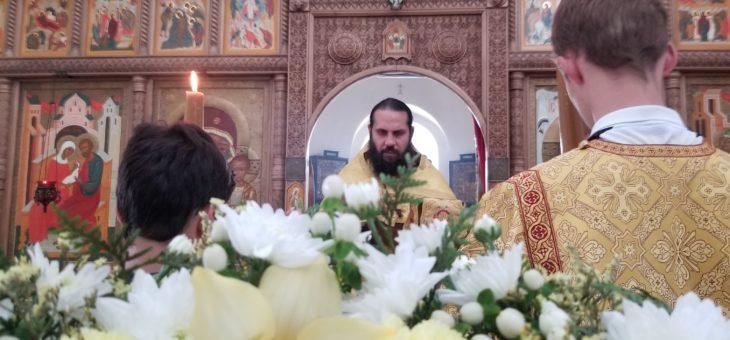 Память славных и всехвальных первоверховных апостолов Петра и Павла.