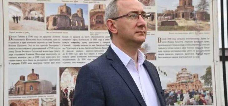 Владислав Валерьевич Шапша посетил село Губино в ходе рабочей поездки.